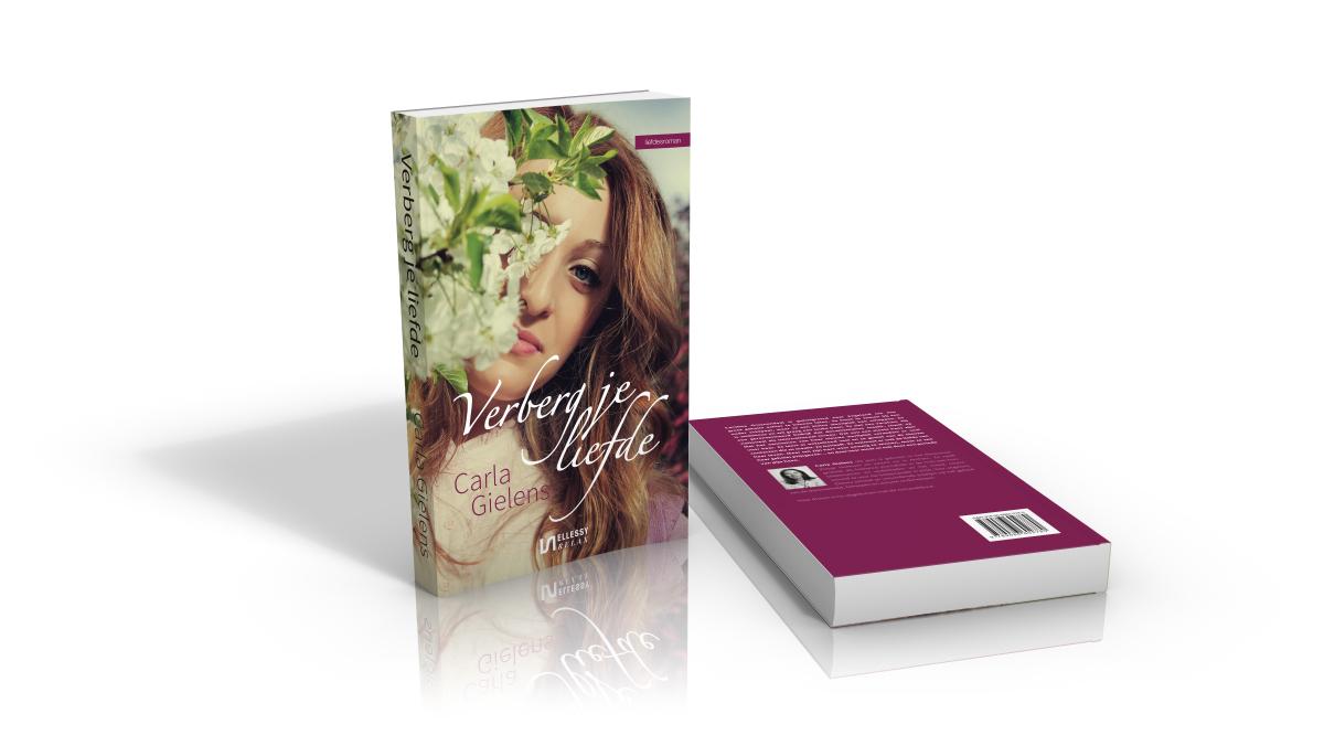 Boekomslag Verberg je liefde