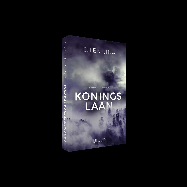 Boekomslag Koningslaan